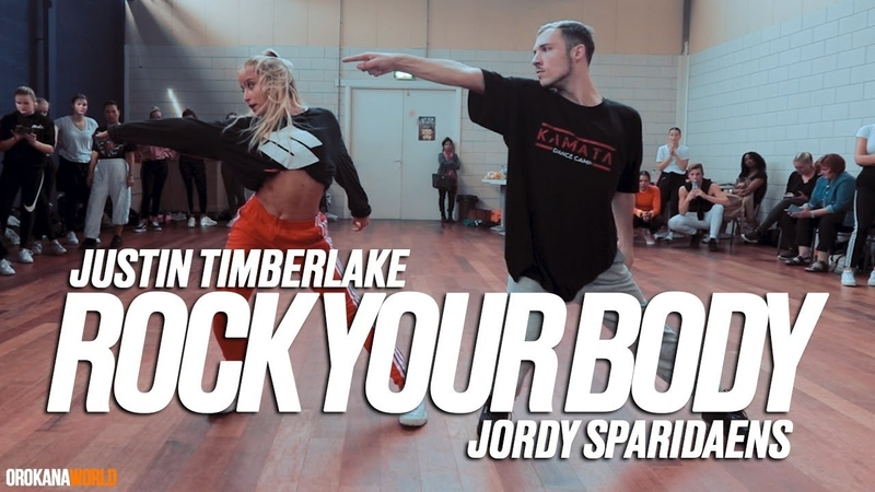 Justin Timberlake Rock your body Choreography By Jordy Sparidaens orokanaworld