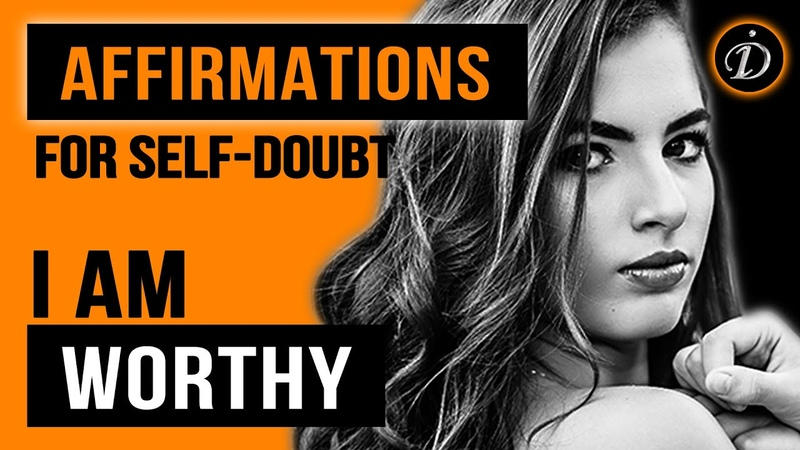 I AM WORTHY Powerful affirmations to help you Overcome Fear and Self Doubt InstaDor