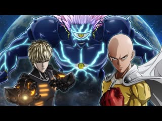 One punch man a hero nobody knows character trailer ps4⁄xb1⁄pc
