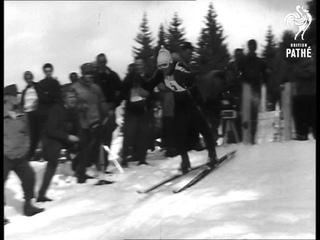 Men's Giant Slalom (1958)