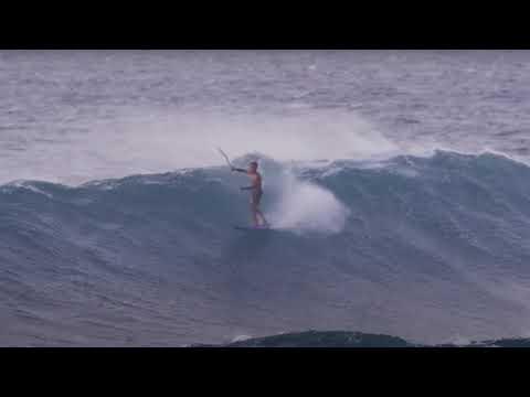 Kai Lenny SUP Surfing Infinity BlurrV2