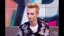 Ваня Здонюк представил новый клип в программе Утро Студия хорошего настроения СТВ