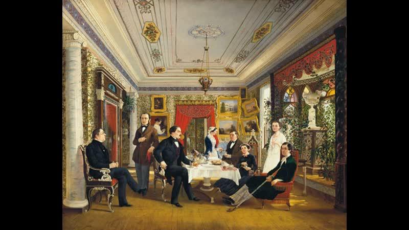 Генрих Гейне За столиком чайным в гостиной читает Максим Платонов