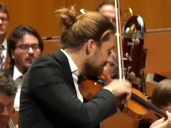 David Garrett Bruch Violinkonzert 260413 Ddorf Tonhalle Part1