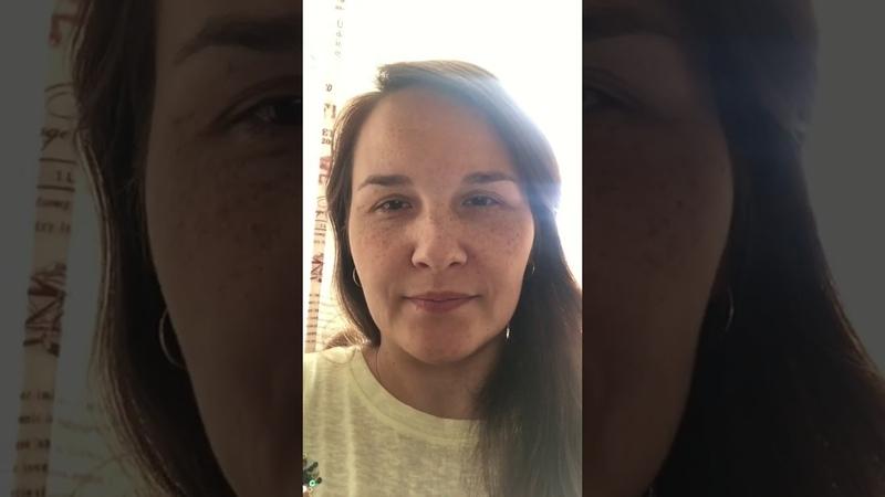 Видеоотзыв на тренинг Аделя Гадельшина от Тихомировой Марианны