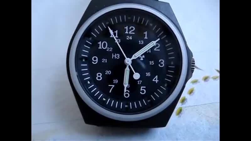 Stocker Yale Sandy 490 US Millitary Watch