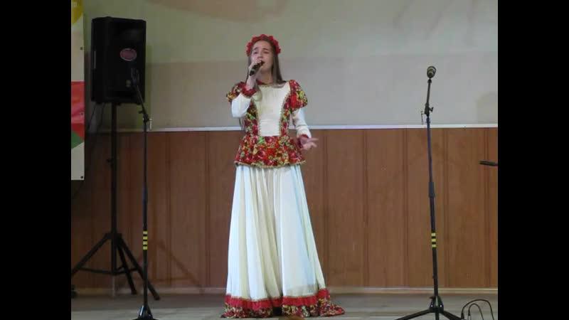 Елизавета Черкасова Kalina malina w lesie rozkwitała