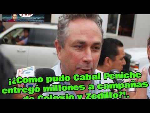 ¡¿Como pudo Cabal Peniche entregó millones a campañas de Colosio y Zedillo?!.