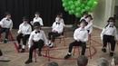 Dzień Kobiet Taniec kapeluszy grupa 5 latków i 6 latków