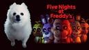 FIVE NIGHTS AT FREDDY'S em CACHORRÊS