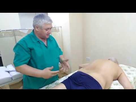 Костоправ Репин Юрий. Убрал смещение позвоночника и защемление нерва после аварии.