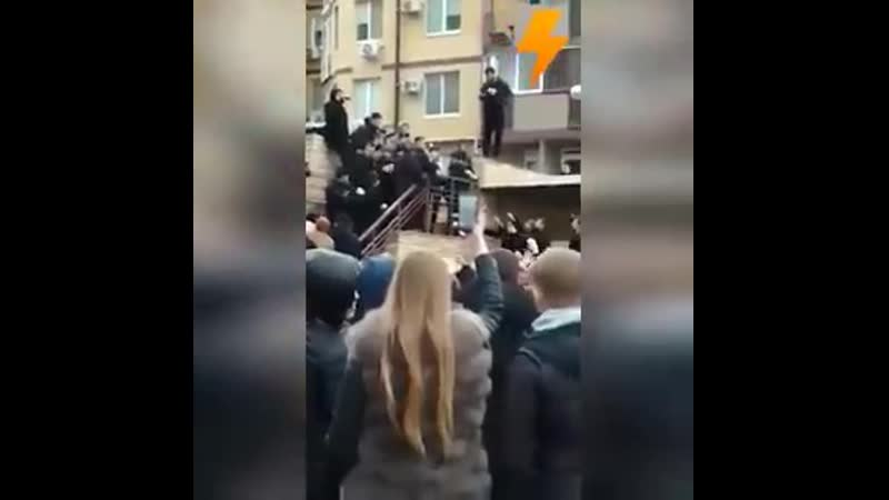 Россию не победить! Русских никто не поставит на колени! Никто кроме кадыровцев. В Волгограде сын заместителя предст