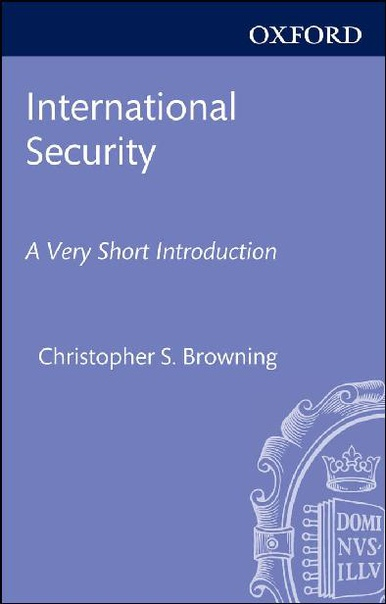International Security  A Very - Christopher S