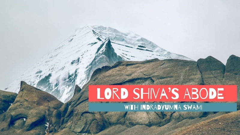 Mount Kailash - Lord Shiva's Abode - with Indradyumna Swami