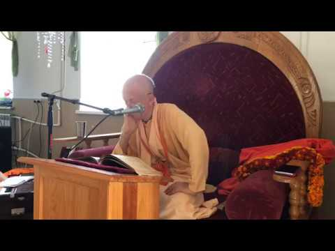 BVV Narasimha Swami, SB 11.13.39, Khabarovsk, 8.08.2019 (Eng Rus)
