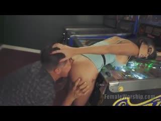 кунилингус facesitting pussy lick femdom 3