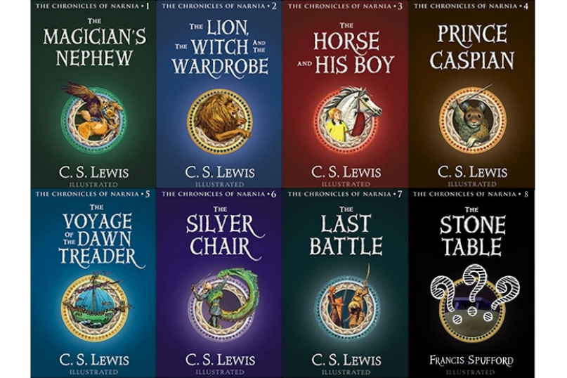 narnia- 1The Magician's Nephew by C.S. Lewis