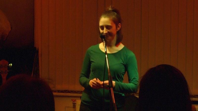 Katarin Raska in Saint Petersburg Jews Harp and Bagpipe