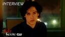 Katy Keene Jonny Beauchamp Interview Jorge Ginger Lopez The CW