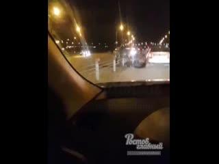 ДТП с Ауди между Батайском и Ростовом  Ростов-на-Дону Главный