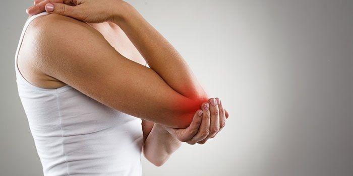 Как лечить боль в локтевом суставе левой руки