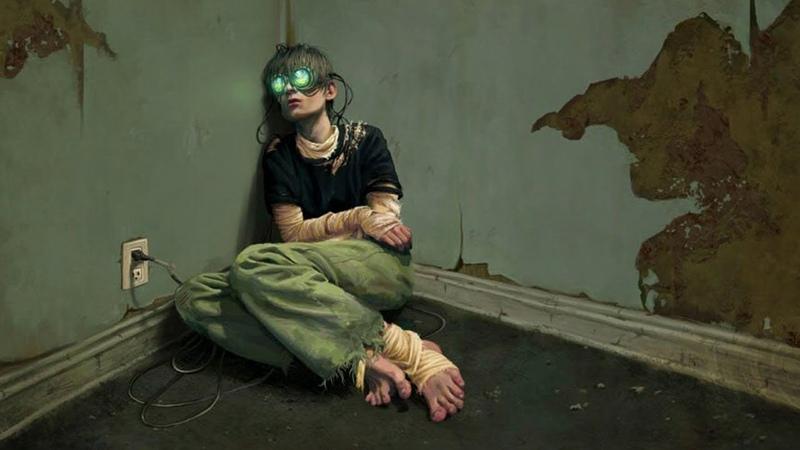 Этот парень провел неделю в шлеме виртуальной реальности и вот что с ним случилось