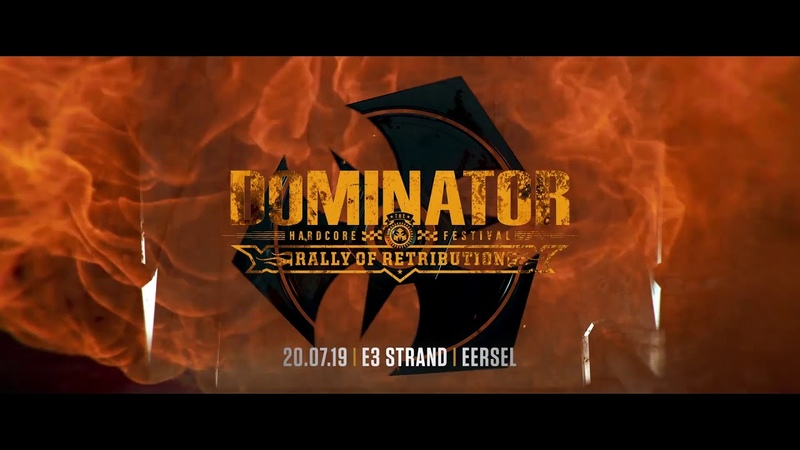 Dominator 2019 Warmup Mix by Jehuty