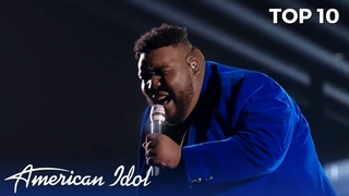 """Willie Spence Singing """"Stand Up"""" By Cynthia Erivo INSTANT Front-Runner Status on American Idol!"""