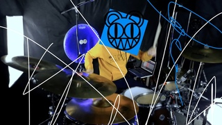 Radiohead - Paranoid Android drum cover by Adrian Myst (Ergo Proxy Ending theme)