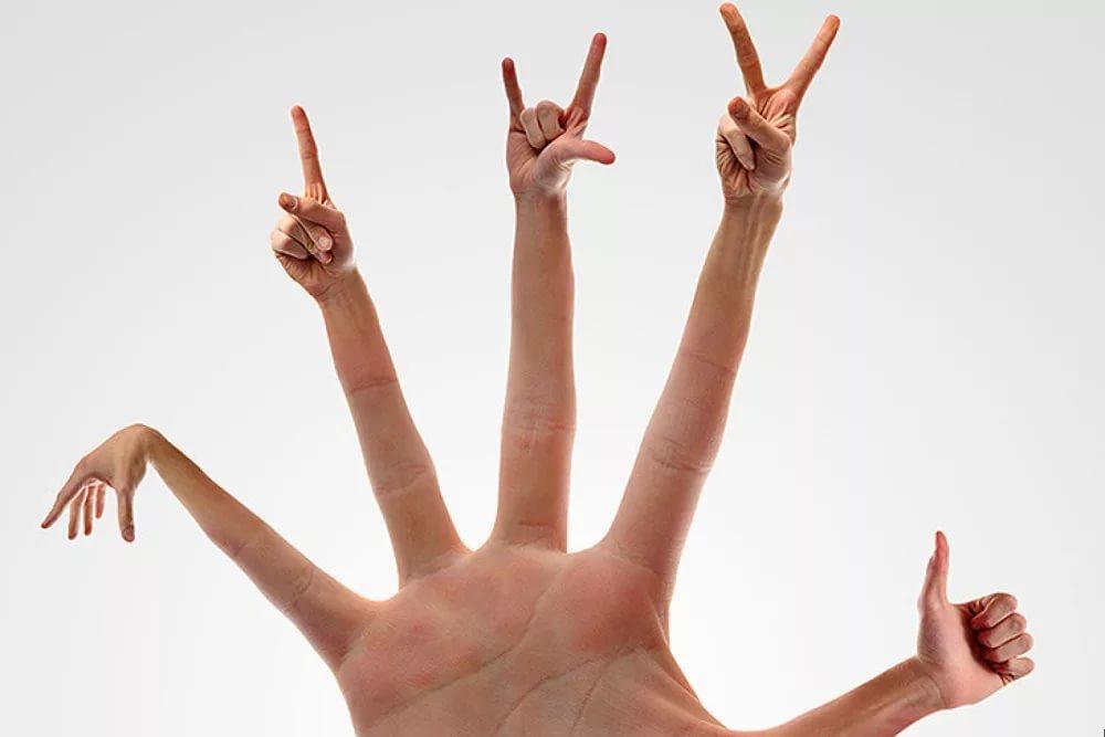 картинки жестов пальцами характеристики