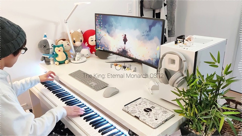 Hwa Sa 화사「Orbit (The King Eternal Monarch OST2 (더 킹 영원의 군주)」Piano Cover