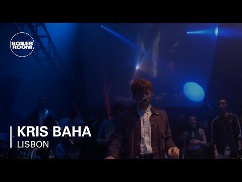 Kris Baha Boiler Room x Eristoff Lisbon