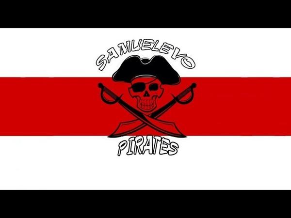 Pirates Samali МЗШ Минский завод шестерен 1тайм