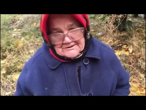 Псевдоактивісти порадили бабусі у солідному віці піти працювати! Ганьба!
