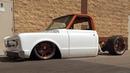 1967 Chevrolet Custom C10 5.3L LS Air Ride Build Project