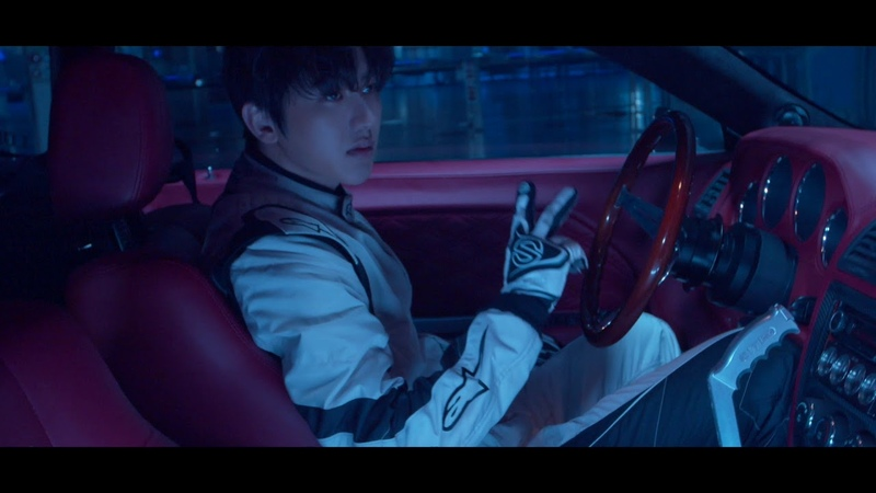 KUN 蔡徐坤 Cai XuKun YOUNG MV纪录片