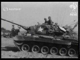 KOREA: British Army prepares to move north in Korea (1950)