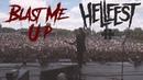 BLACKRAIN Blast Me Up Live at Hellfest 2019