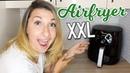 Philips AIRFRYER XXL – UNBOXING Test – Pommes zubereiten | DIANA DIAMANTA