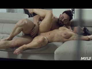 Leila Larocco - tattoo latina brunette boobs busty booty licking handjob blowjob sex porn cumshot milf mature минет секс порно