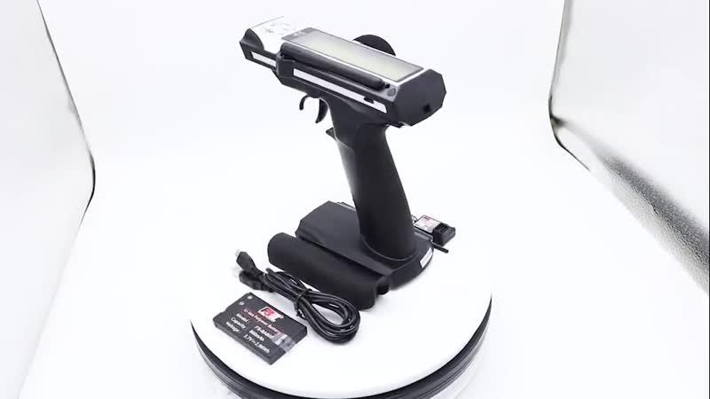 Радиопередатчик Flysky FS GT3C GT3C с приемником GR3E для