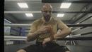 The Boxer Victor Serba