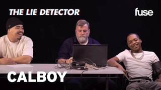 Calboy and His AR Take A Lie Detector Test Has He Ever Been Unfaithful Lie Detector Fuse