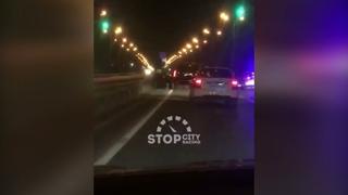 В Казани ДПС устроили погоню за нарушителем на Cadillac