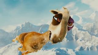 Lama Corro and Penguins. Short cartoon.Лама Корро и Пингвины. Короткометражный мультфильм.