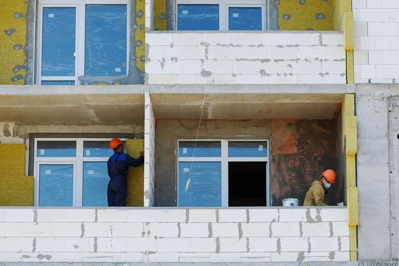 Отчет о ходе строительства ЖК «Апрель» май 2020, изображение №12