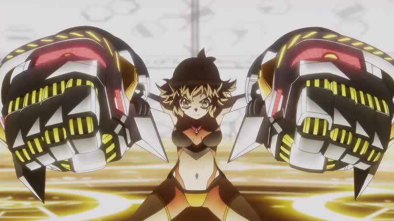 Senki Zesshou Symphogear XV | Hibiki | Gungnir