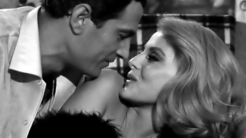 How to Knock a Kiss 9 Virna Lisi and Nino Manfredi