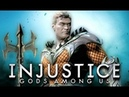 Injustice Gods Among Us Aquaman Special Move