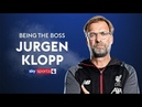 Jurgen Klopp reveals why he doesn't wear a suit on Liverpool matchdays 👔 | Being The Boss